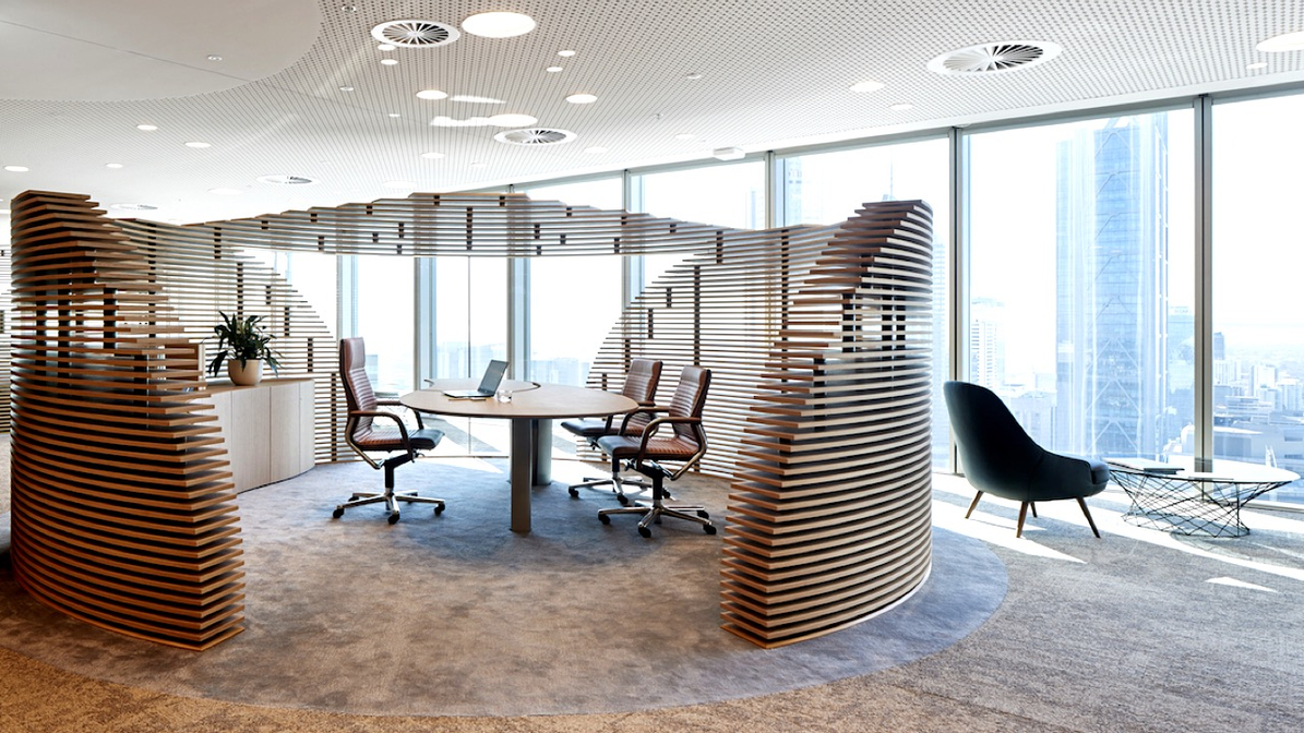 Wilkhahn Project Woodside-Perth-Headquarter