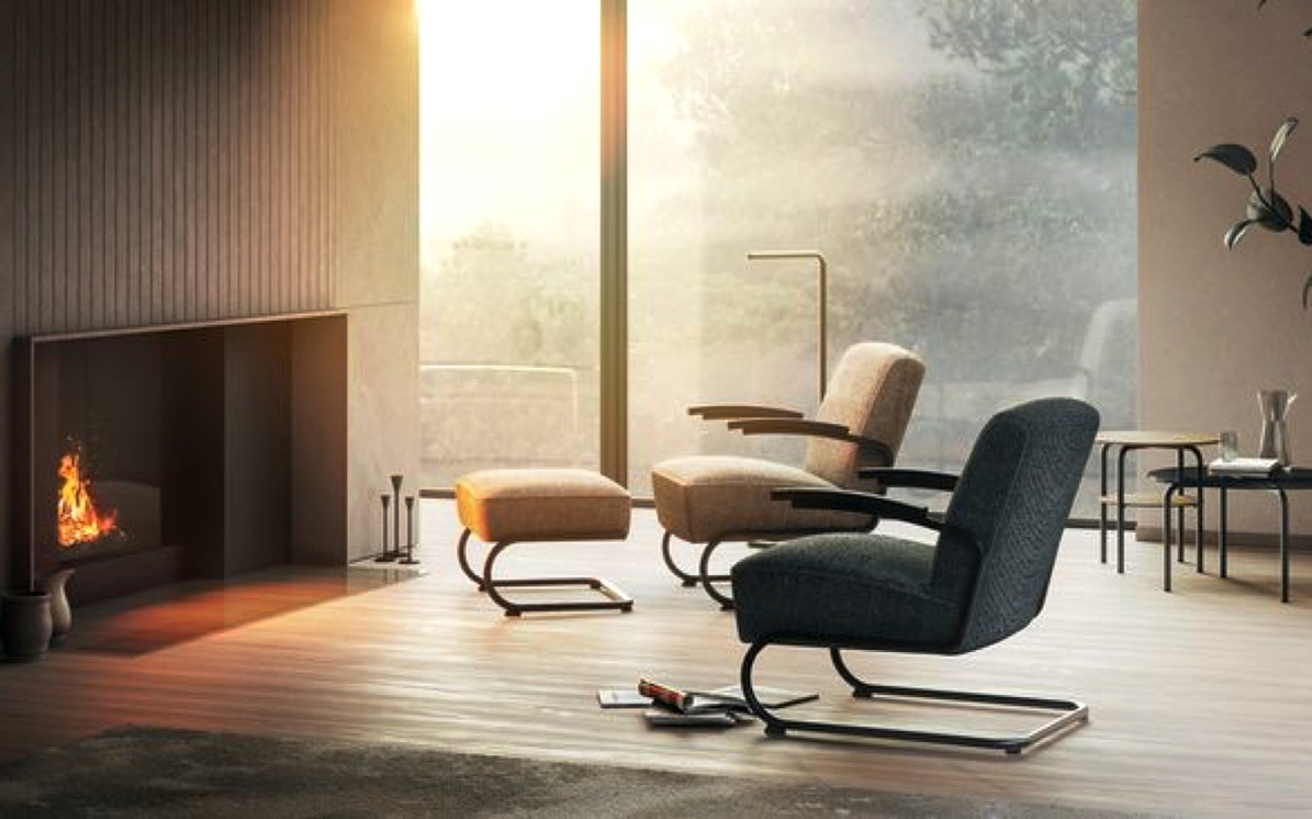 ICONS OF THONET - LOUNGE & LIVING