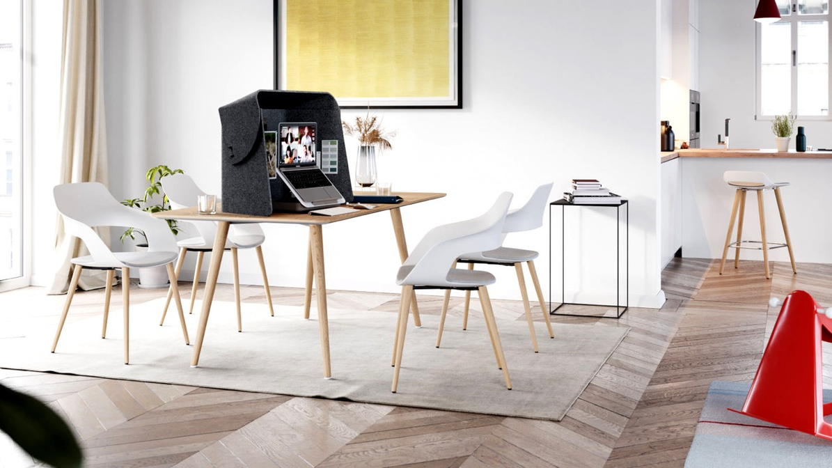 Wilkhahn Home-Office Fold-Up-Workspace